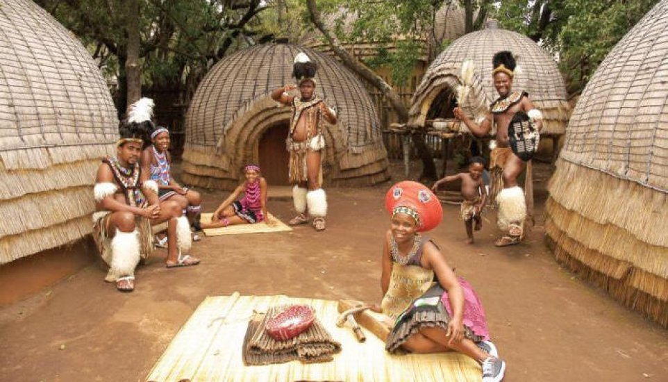 Zulu People Africas Warrior People From on Cultural Masks From Around The World